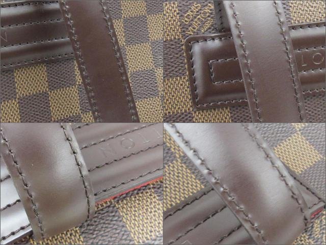 LOUIS VUITTON LOUIS VUITTON バッグ N51123  Damier Parioli肩背袋啡色