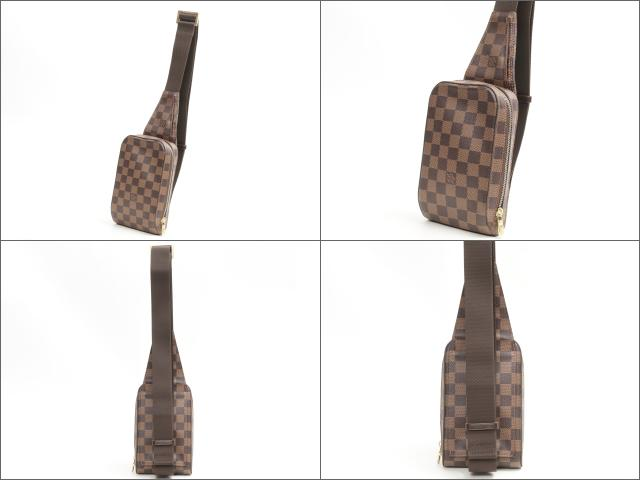 LOUIS VUITTON LOUIS VUITTON バッグ N51994  Damier Geronimos腰包啡色