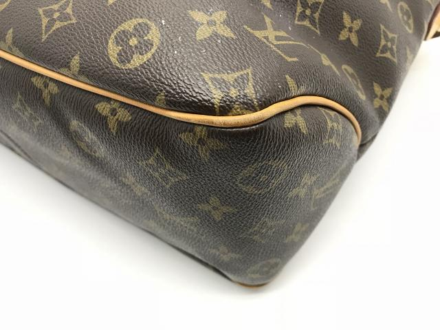 LOUIS VUITTON LOUIS VUITTON バッグ M40352  Monogram Delightful PM肩背袋啡色