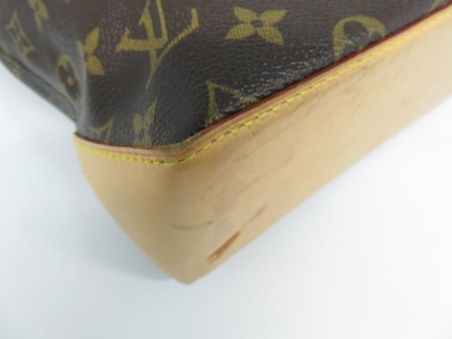 LOUIS VUITTON LOUIS VUITTON バッグ M51148  Monogram Cabas Piano肩背袋啡色