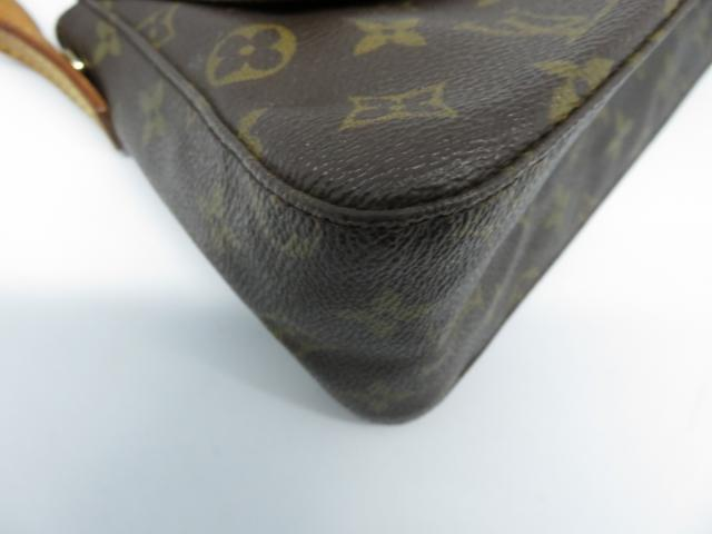 LOUIS VUITTON LOUIS VUITTON バッグ M51147  Monogram Mini Looping肩背袋啡色