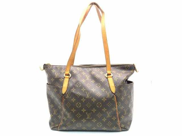 LOUIS VUITTON LOUIS VUITTON バッグ M41016  Monogram Totally PM肩背袋啡色