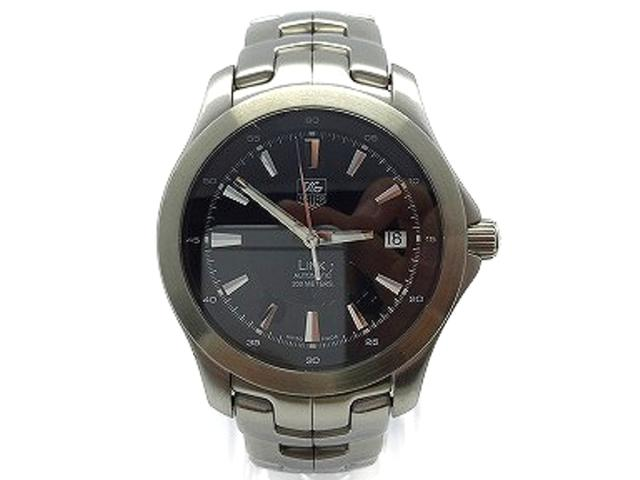 wholesale dealer 3638b 332c9 TAG HEUER 鐘錶WJF2110/Automatic Watch Link 二手名牌銷售BRAND ...