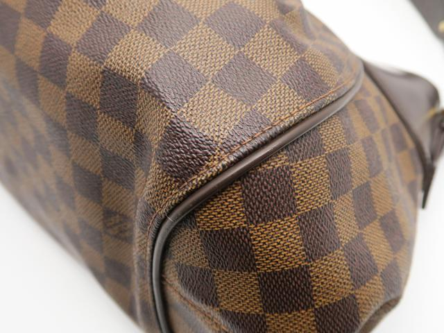LOUIS VUITTON LOUIS VUITTON バッグ N41541  Damier Sistina MM肩背袋啡色