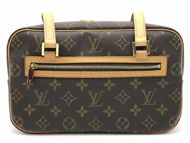 6da986041885 LOUIS VUITTON LOUIS VUITTON 手袋M51182 Monogram Cite Mm手挽袋啡色 ...