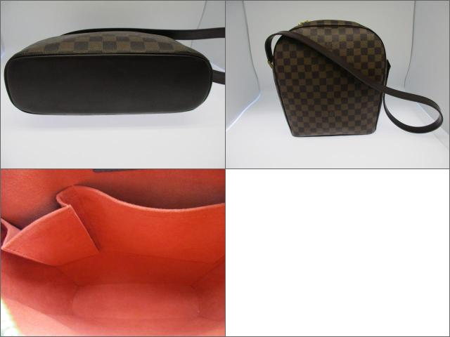 LOUIS VUITTON LOUIS VUITTON バッグ N512952  Damier Panema GM肩背袋啡色